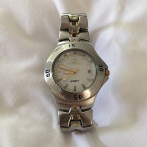 Freestyle Silver and Gold Watch